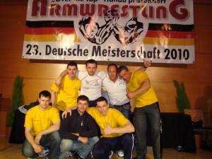 München Gladiators Armwrestling Verein