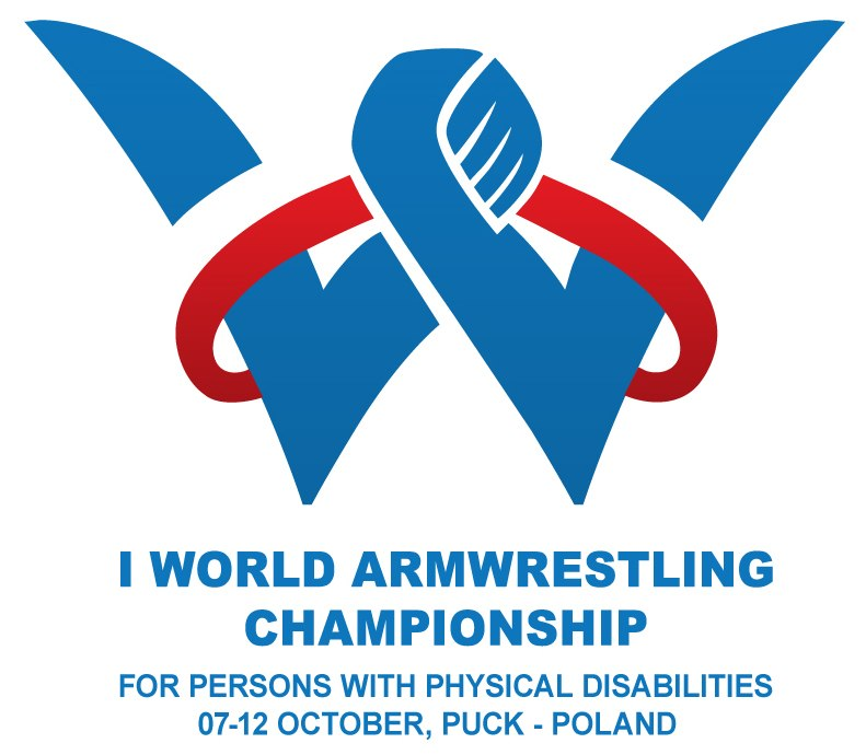 Behinderten Armwrestling Armsport Armdrucken