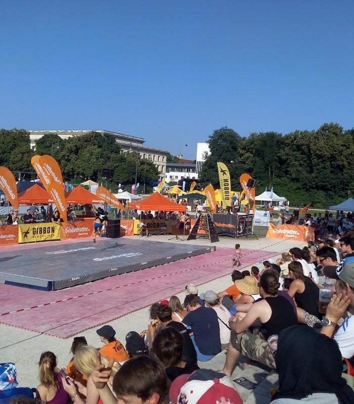Dieter Spannagel Armwrestling Germany - Sportfestival München mit München Gladiators Armwrestling Verein